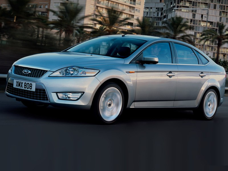 Ford Mondeo 2007 седан фото 2