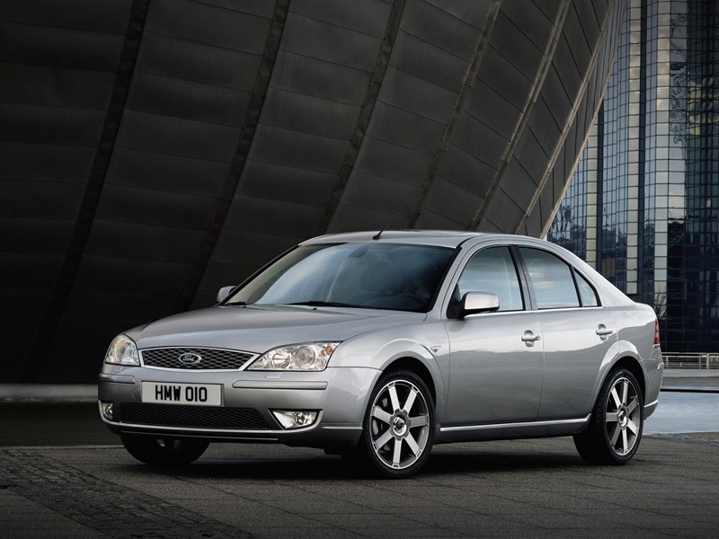 Ford Mondeo III рест.