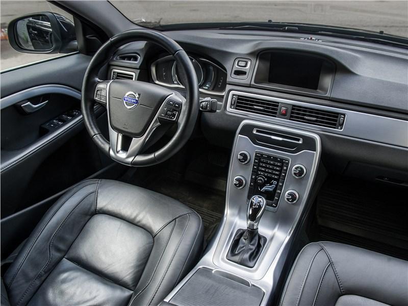 Volvo S80 салон