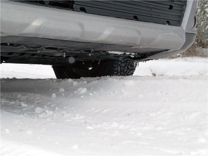 Peugeot Partner Tepee 2016 дорожный просвет