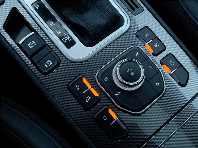 Haval H6 Coupe 2017 дополнительные функции