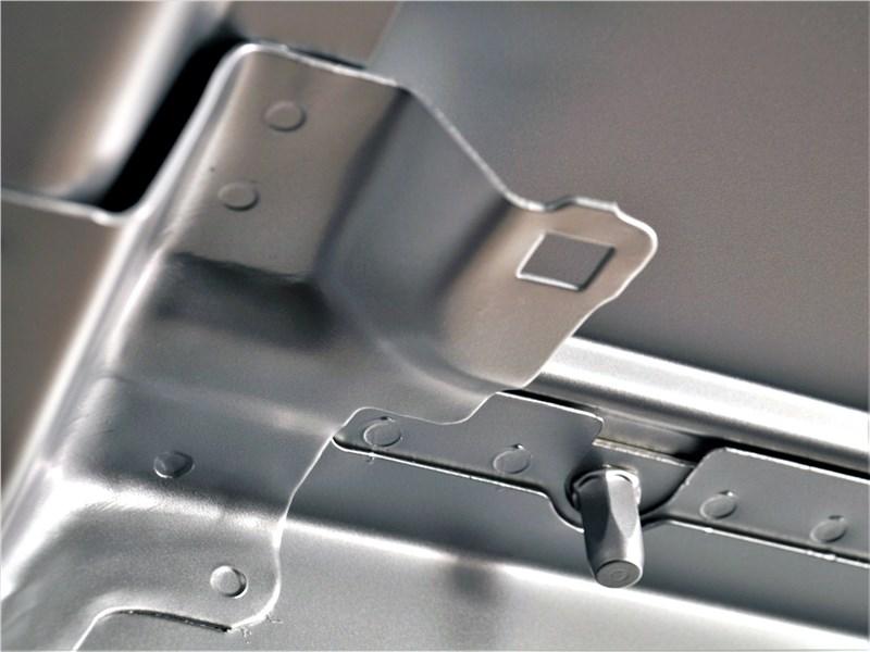 Peugeot Partner Tepee (2016) багажное отделение
