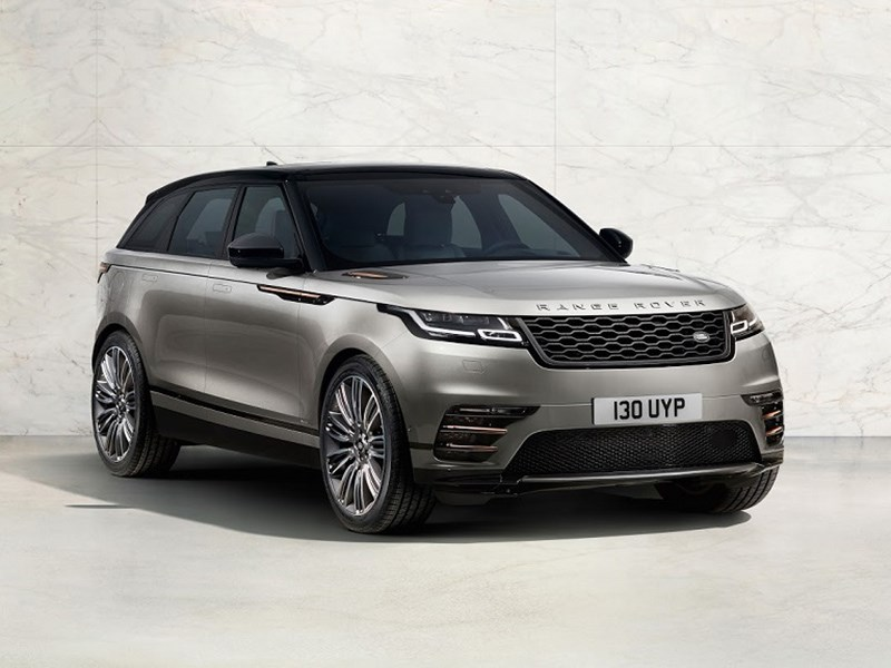 Абсолютно новый: Range Rover Velar