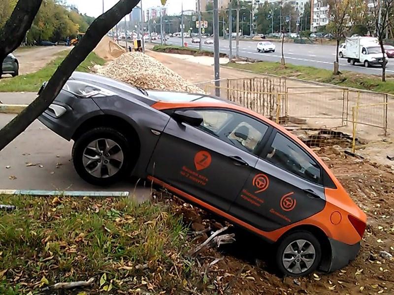 Создание черного списка водителей арендованных машин, нарушающих ПДД, обсудят вМосгордуме