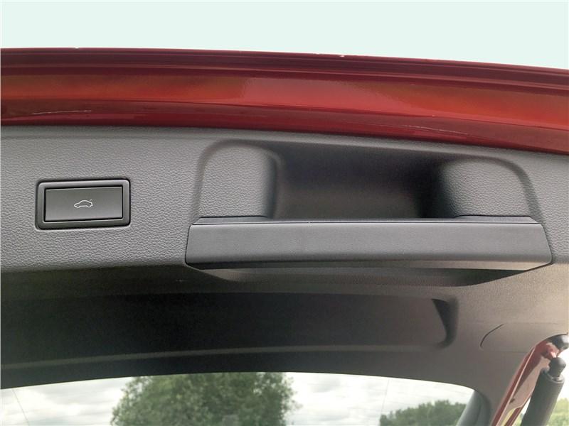 Volkswagen Teramont 2018 дверь багажника
