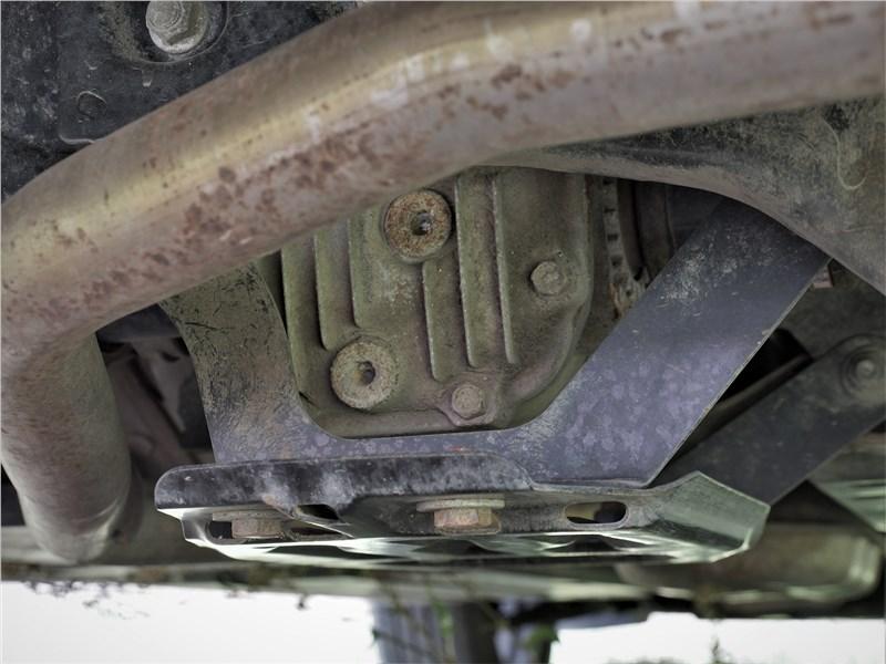 Subaru Forester Sport (2019) защита муфты полного привода