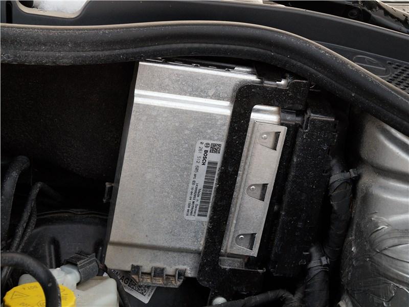 Volkswagen Polo GT 2016 электронный блок управления двигателем