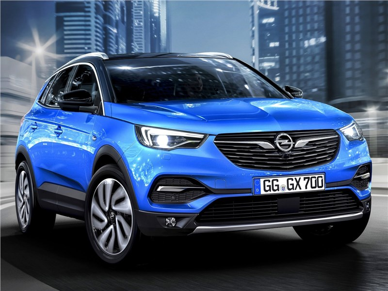 Opel Grandland X 2018 Говорите по-французски?