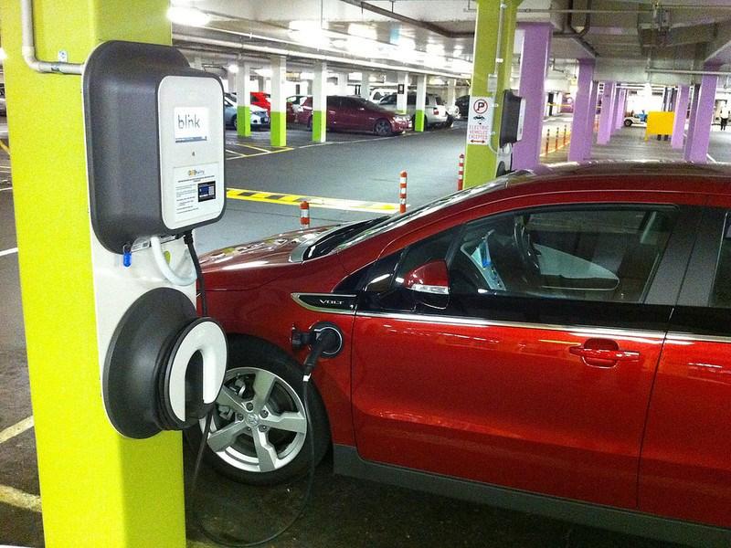 Аналитики Nissan дали свой прогноз о развитии инфраструктуры зарядных станций