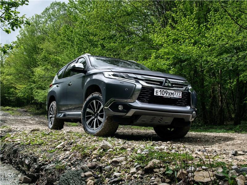 Рамы для Mitsubishi Pajero Sport будут варить наГАЗе