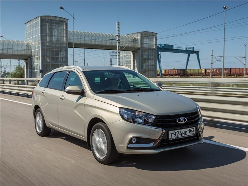 Lada Vesta лишили мотора 1.8