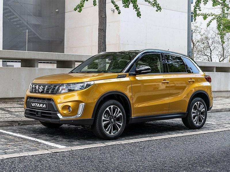 Две новинки от Suzuki скоро появятся в России Фото Авто Коломна