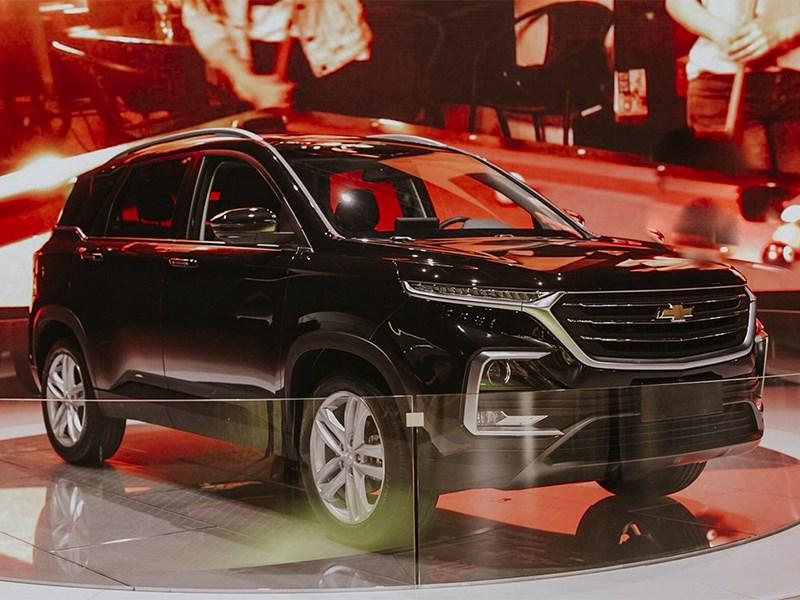 Представлен новый Chevrolet Captiva Фото Авто Коломна