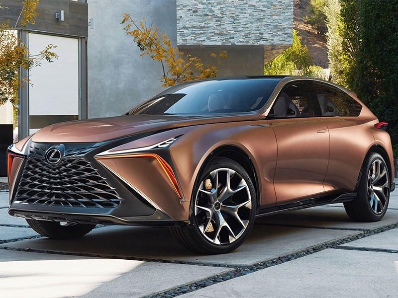 Lexus готовит конкурента Lamborghini Urus Фото Авто Коломна
