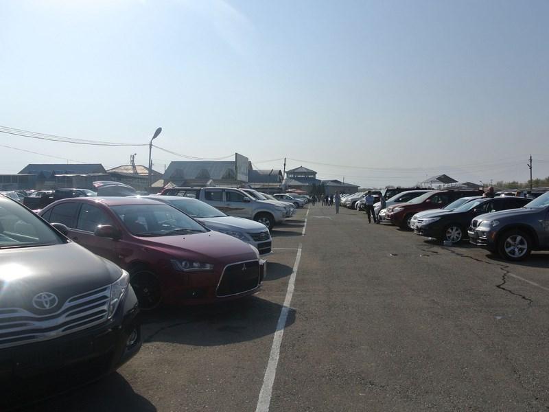 Российский рынок подержанных автомобилей в июле вырос на 1,2 процента