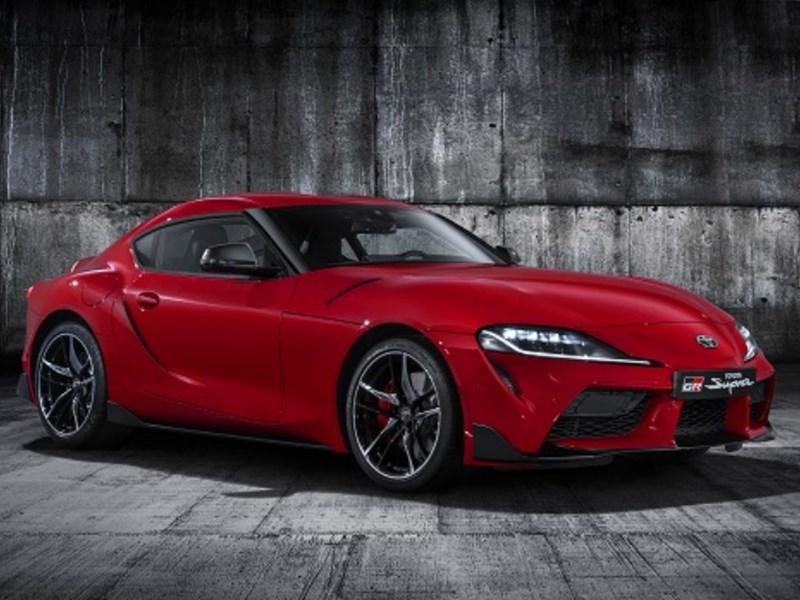 Дилеры раскрыли новую Toyota Supra