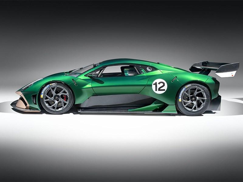 Суперкар Brabham получил дорожную версию