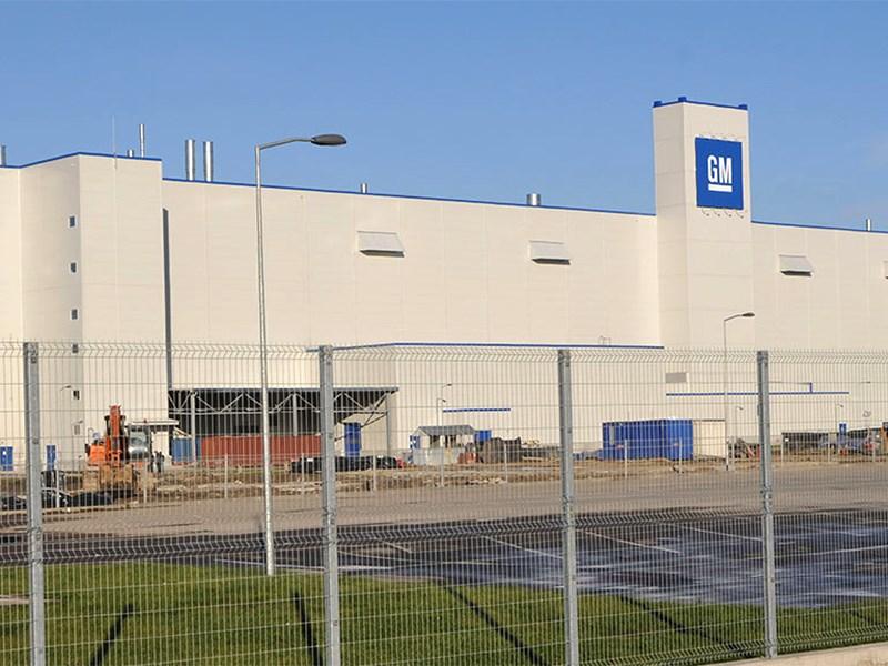 Завод GM в Санкт-Петербурге продан