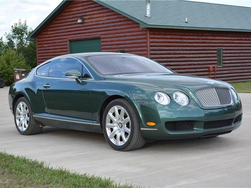 Bentley выпустит особый автомобиль в честь своего столетия