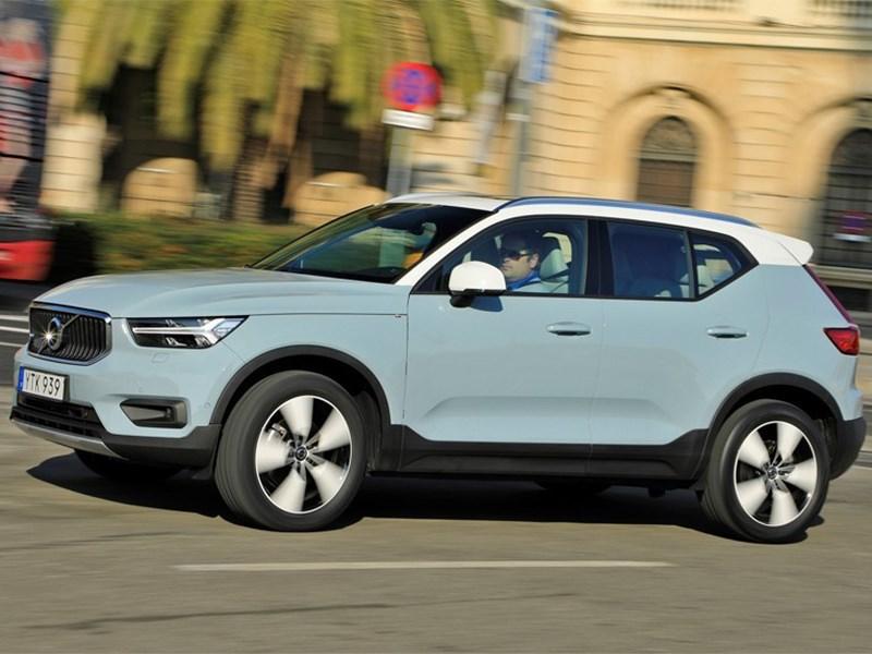 В России появится дешевый Volvo Фото Авто Коломна