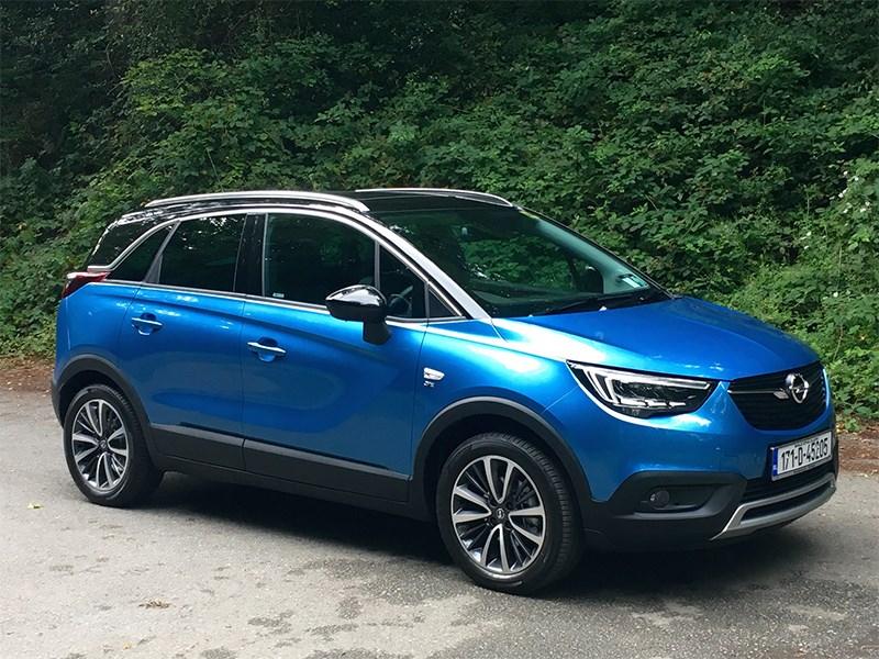 Opel раскрывает карты Фото Авто Коломна