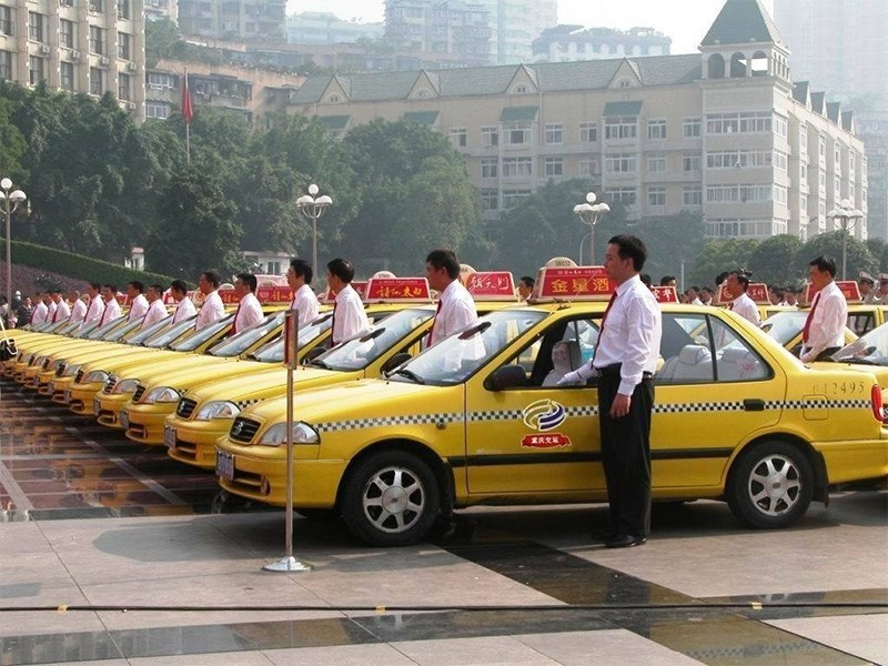 Китай переводит автомобили на спирт Фото Авто Коломна