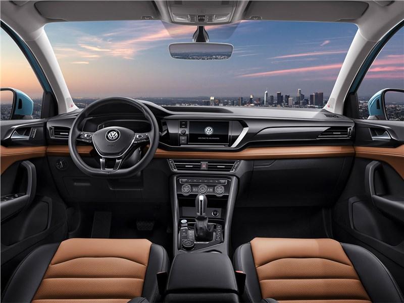 Volkswagen Tarek 2020 салон