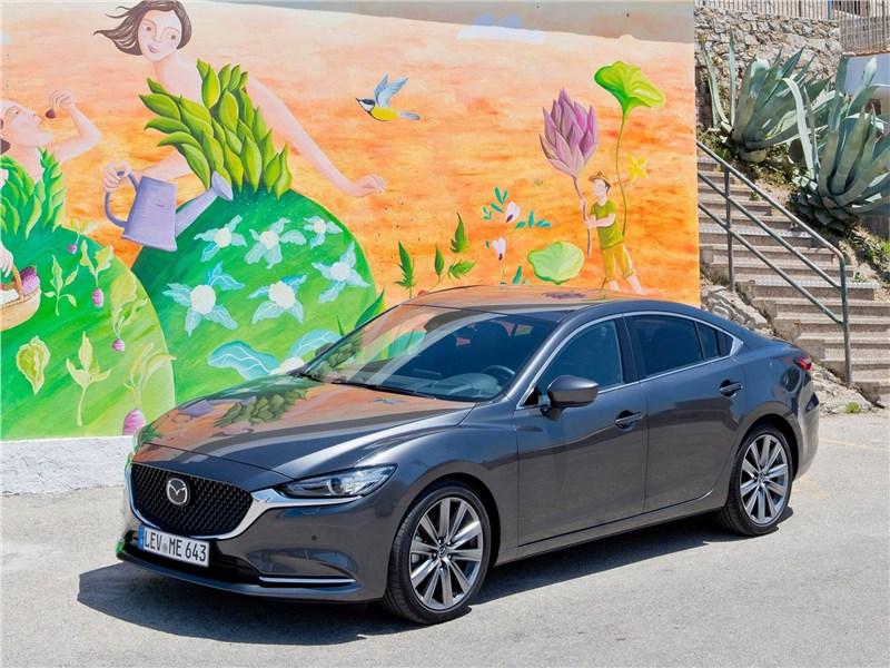 Креативная реклама Mazda 6 обои для рабочего стола, картинки, фото ... | 600x800