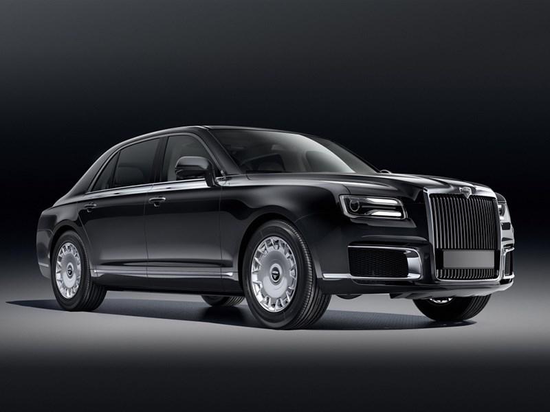 Минпромторг рассказал о высокой популярности автомобилей Aurus Фото Авто Коломна