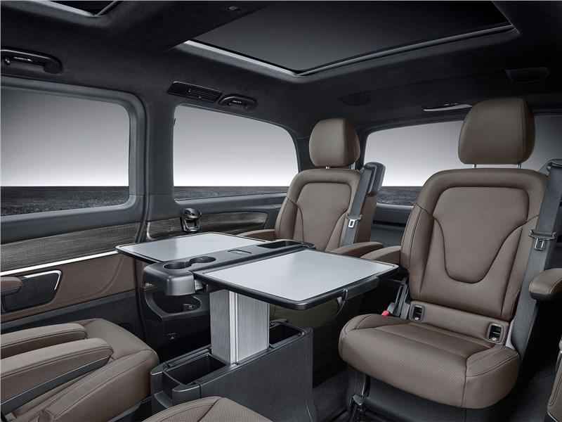 Mercedes-Benz V-Klasse 2020 салон