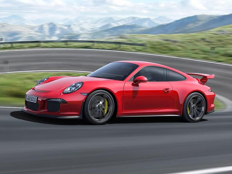 Porsche представляет самую спортивную свою модель