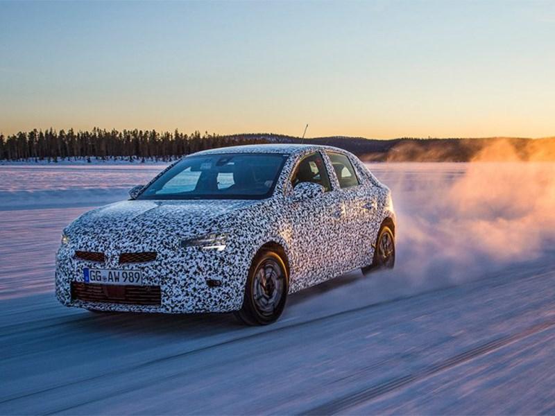 Opel показал первые фотографии новой Corsa