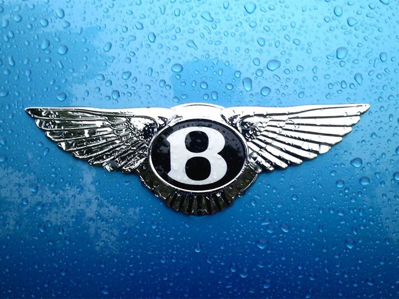 Bentley обкатает новый дизайн на концепте Фото Авто Коломна