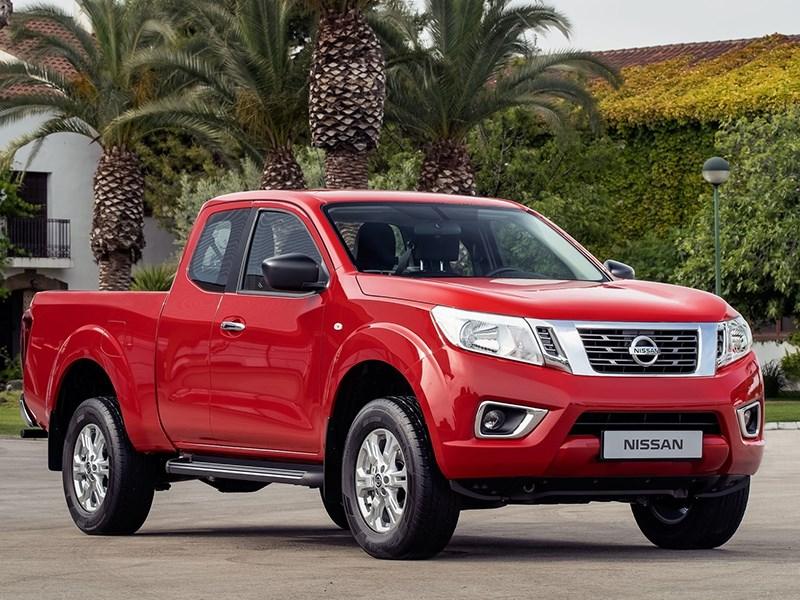 Представлен обновленный Nissan Navara