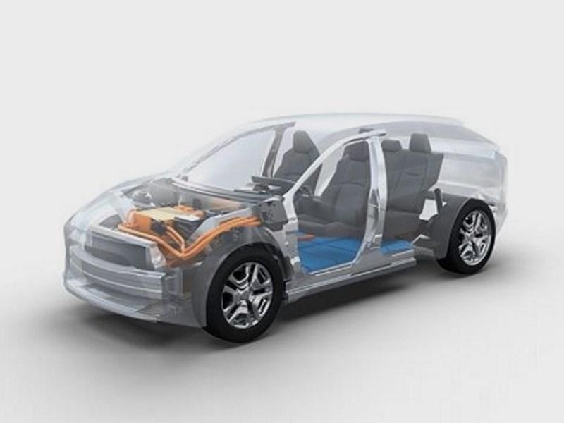 Toyota и Subaru разработают совместную платформу для электромобилей Фото Авто Коломна