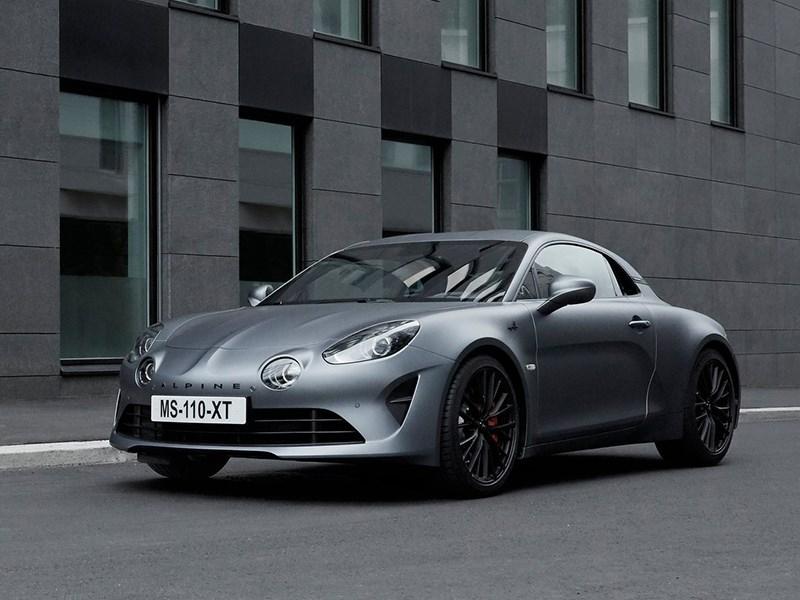 Премиальный бренд Renault представил конкурента Porsche