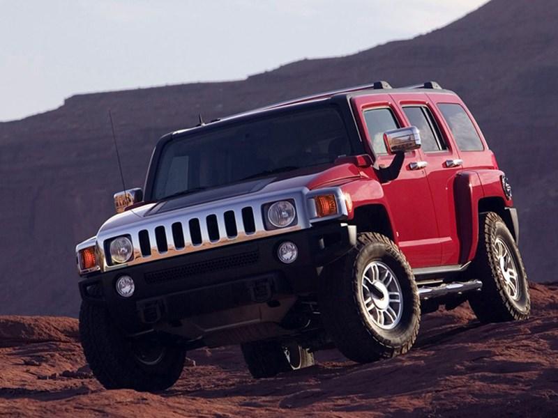 Под маркой Hummer будут производить брутальные электромобили Фото Авто Коломна