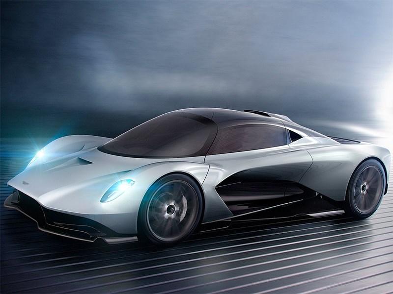 Новый Aston Martin назвали в честь рая для павших воинов