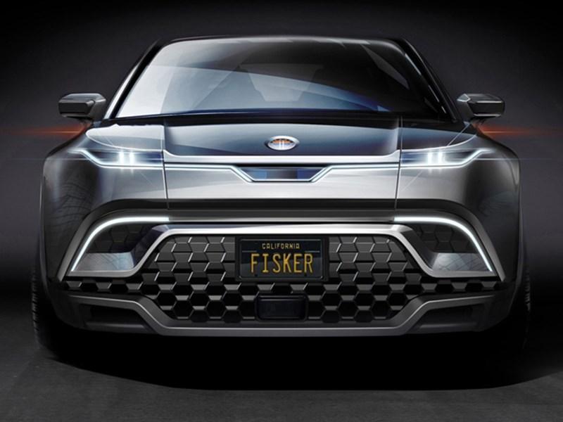 Fisker выпустит электрический кроссовер с солнечными батареями Фото Авто Коломна