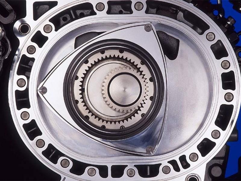 Mazda запатентовала турбированный роторный двигатель Фото Авто Коломна