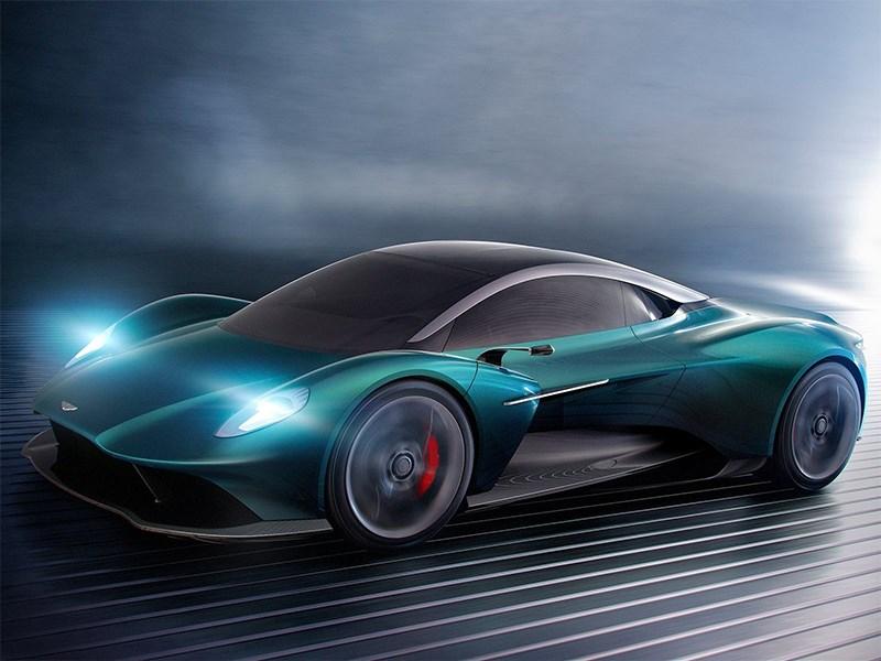Aston Martin Vanquish получит механическую коробку передач Фото Авто Коломна