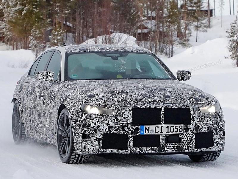 Озвучены характеристики новой BMW M3 Фото Авто Коломна