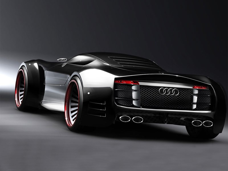 Audi готовит гибридный суперкар