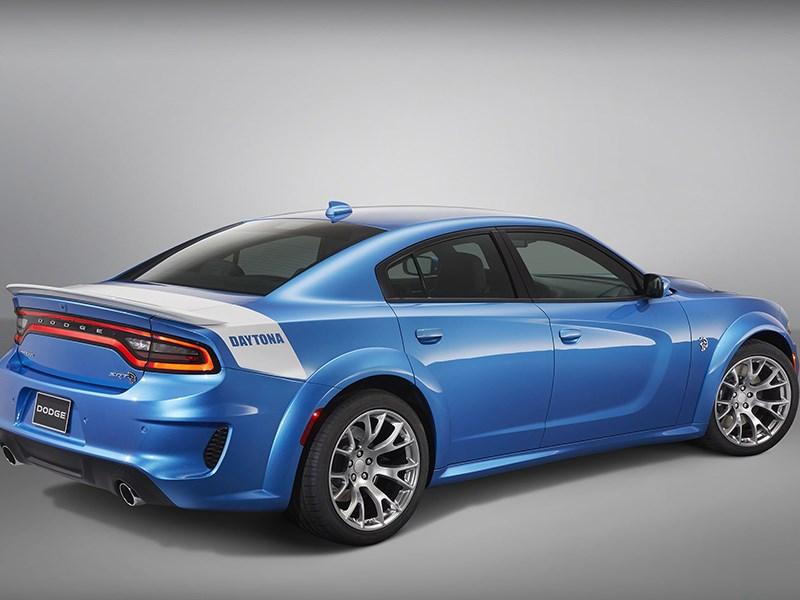 Dodge отпразднует 50-летие Charger Daytona спецверсией
