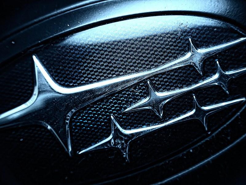 Российские продажи Subaru в августе просели почти на четверть
