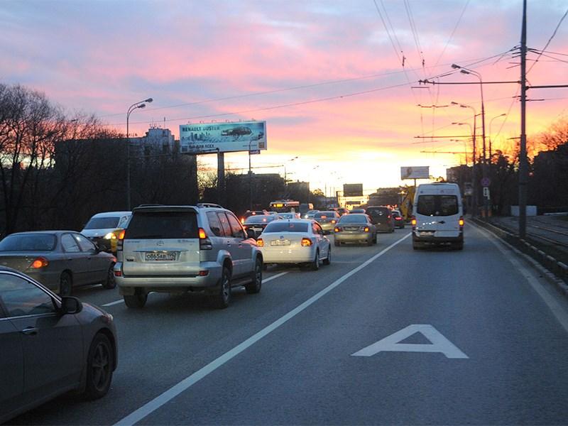 В Москве открылись новые выделенные полосы Фото Авто Коломна