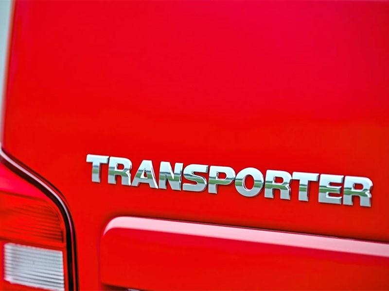 Известны подробности о новом Volkswagen Transporter Фото Авто Коломна