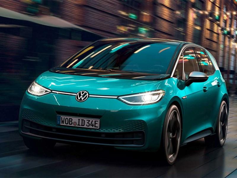 Представлен Volkswagen ID3 Фото Авто Коломна