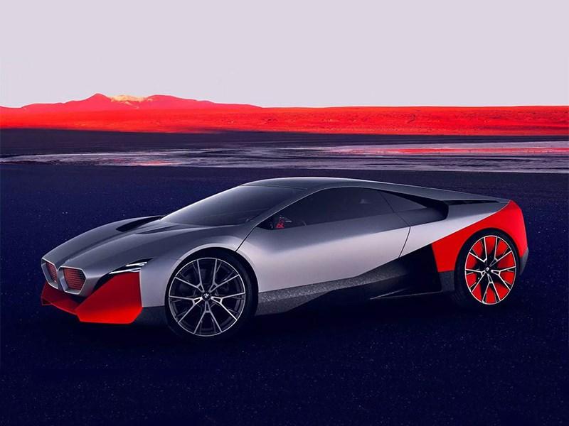 BMW создаст среднемоторный спорткар Фото Авто Коломна