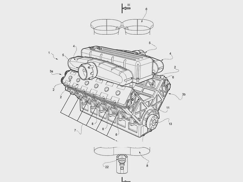 Ferrari будет строить двигатели инновационным образом